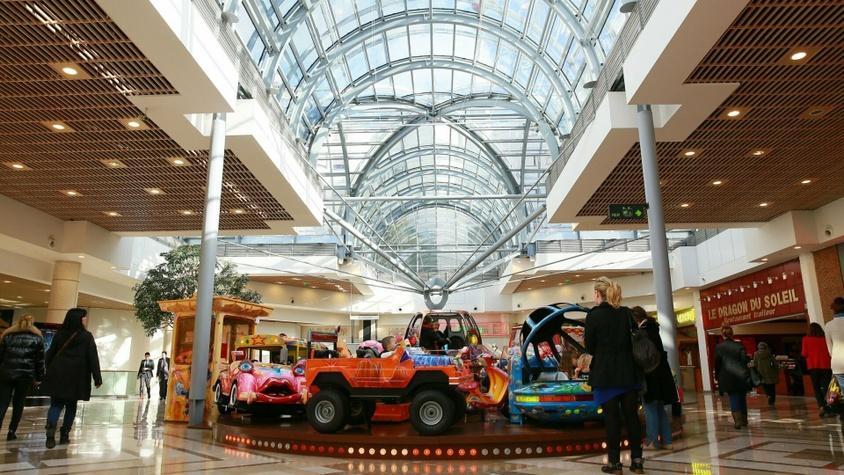 KLEPIERRE - Centre Commercial Les Arcades