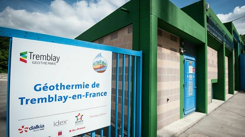 TREMBLAY GEOTHERMIE - Géothermie de Tremblay-En-France